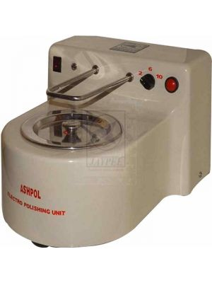 Jaypee Ashpol  - Electropolishing Unit