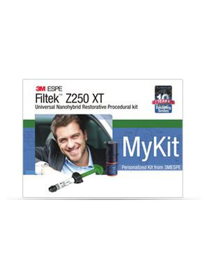 3M ESPE Filtek Z250 XT Nanohybrid Restorative Procedural Kit
