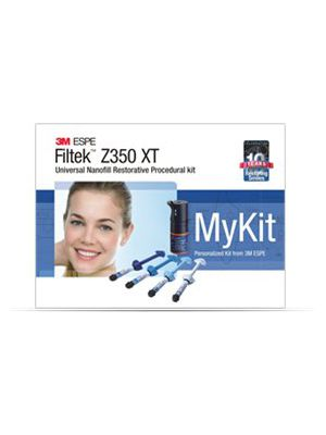 3M ESPE Filtek Z350 XT Nanofill Restorative Procedural Kit