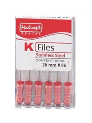 Medicept Dental K Files