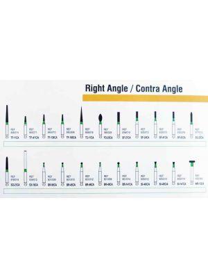 Medicept Dental Right Angle/Contra Angle Bur