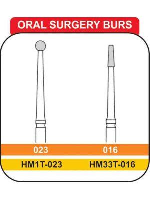 Meisinger Bone Cutting Carbide Oral Surgery Burs