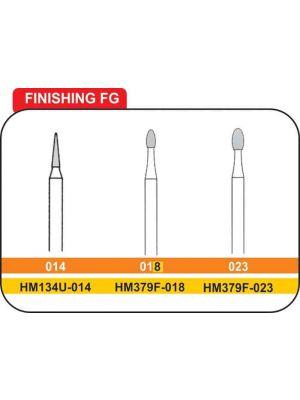 Meisinger Finishing Carbide FG Burs