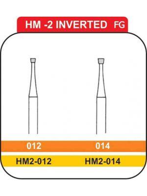Meisinger Inverted Cone Carbide FG Burs