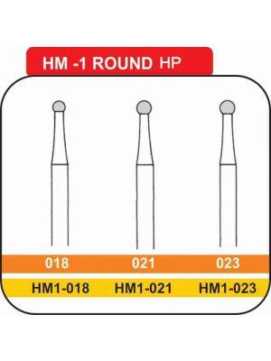 Meisinger Round Carbide HP Burs