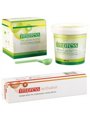 Medicept Dental Impress Putty And Kit