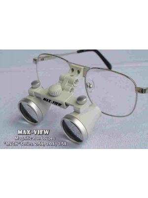 Max View Galilean Lens Dental Loupe MVCH Series 2.5x