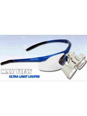 Max View Galilean Lens Dental Loupe MVS Series 2.8x
