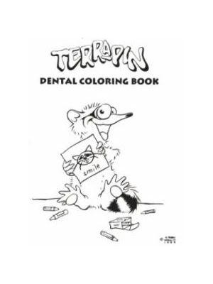 Navadha Dental Colouring Book (NA517)