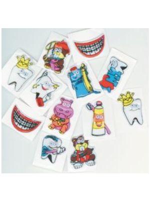 Navadha Dental Googly Stickers (NA522)