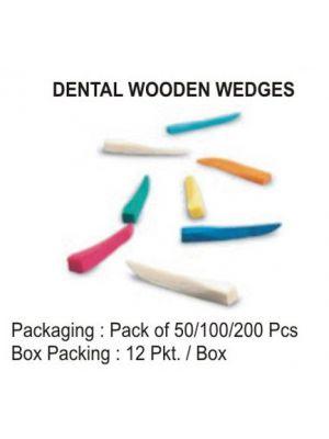 Neelkanth Dental Wooden Wedges