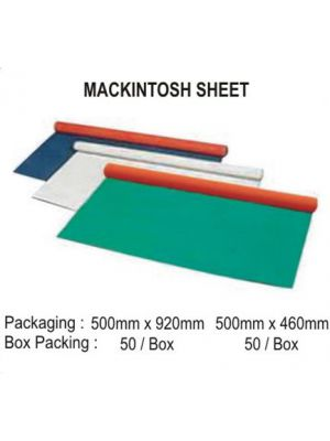 Neelkanth Mackintosh Sheet