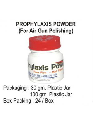 Neelkanth Prophylaxis Powder - Mint Flavoured