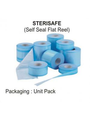 Neelkanth Sterisafe Self Machine Sealable Flat Reel