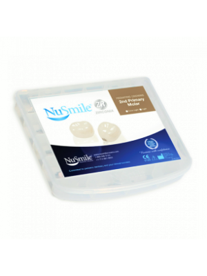NuSmile ZR Second Primary Molar  Kit