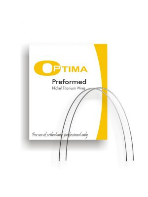 Optima NiTi Preformed Super Elastic Archwire