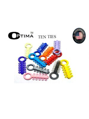 Optima Ten Ties