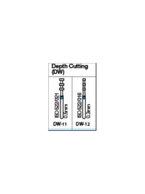 Oro FG Depth Cutting Diamond Burs (DW) Series