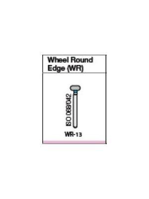 Oro FG Diamond Burs Wheel Round End (WR) Series