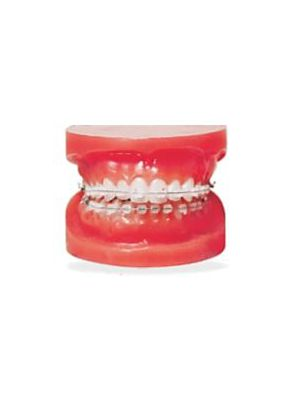 Ortho One Cube Mini Ceramic Brackets