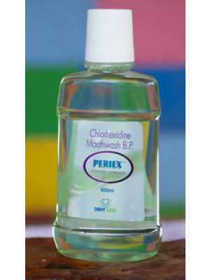Chlorhexidine Mouthwash - Periex 500ml (Bangalore Only)