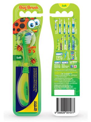 Piksters Kids Toothbrush (2-5yrs)