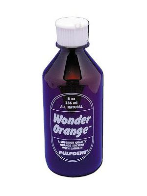 Pulpdent Wonder Orange Solvent 240ml