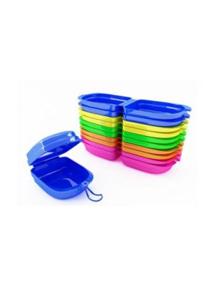Maquira Plastic Retainer Box - Muticolored