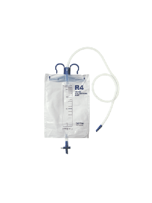 Romsons R-4 - Urine Collecting Bag (2000ml)