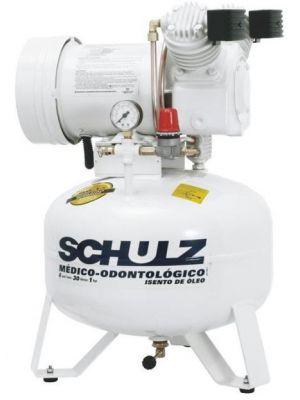 Schulz Air Compressor Oil-Free MSV 6.0/30