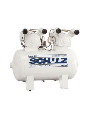 Schulz Air Compressor Oil-Free MSV 12/100