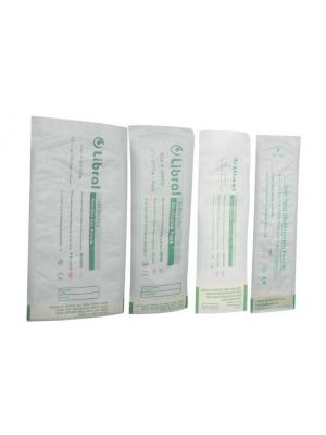 Leone Self - Sealing Sterilization Pouch (10cmx26cm)