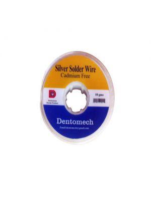Dentomech Silver Brazing wire - Cadmium free