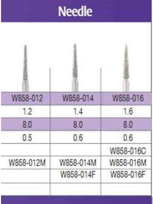 SS White G2 Diamond Burs - Needle