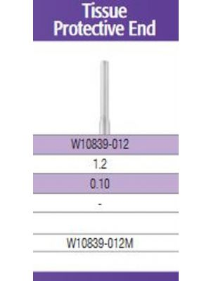 SS White G2 Diamond Burs - Tissue Protective End Medium #012