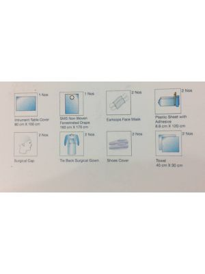 Oro Surgical Implant Consumable Kit
