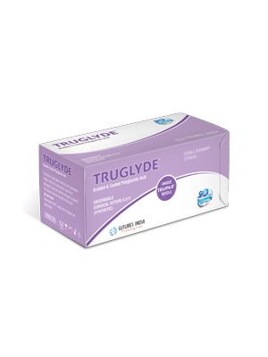 Sutures India Truglyde Suture Without Needle