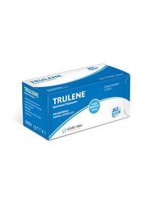 Sutures India Trulene #4-0 Suture