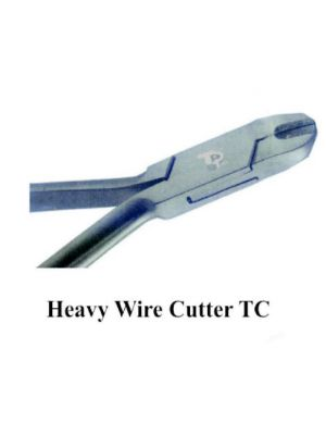 Top Dent Heavy Wire TC Cutter