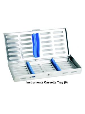 Top Dent Instruments Cassette Tray (6)