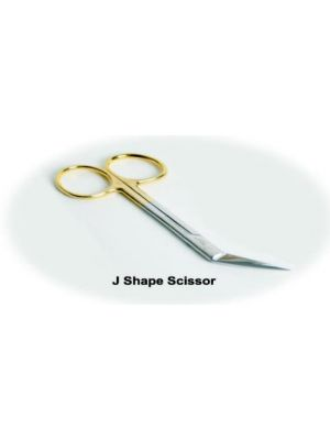 Top Dent J Shape Scissor