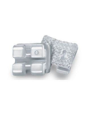 TP Ortho InVu Ceramic Bracket