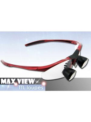 Max View Galilean Lens Dental Loupe TTL Series 2.8x