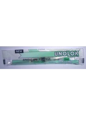 Hindustan Unolok 2ml Syringes (Bangalore and Chennai only)