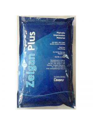Dentsply Zelgan Plus Alginate 450gm Pack